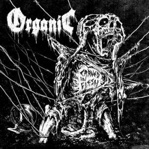 ORGANIC – 'Carved in Flesh' CD Digipack