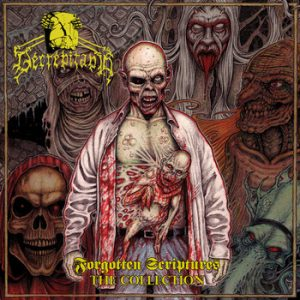 DECREPITAPH (USA) – 'Forgotten Scriptures' CD