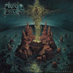 BURIAL INVOCATION (Tur) – 'Abiogenesis' CD