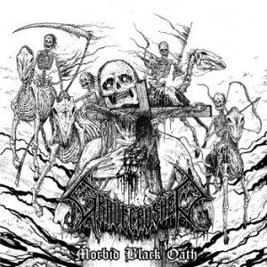 GRAVECRUSHER – 'Morbid Black Oath' MCD