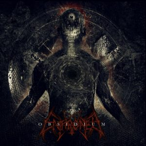 ENTHRONED (Bel) – 'Obsidium' CD