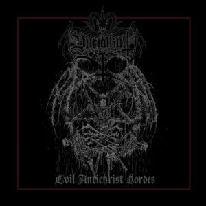 BURIALKULT (Can) – 'Evil Antichrist Hordes' 7'EP