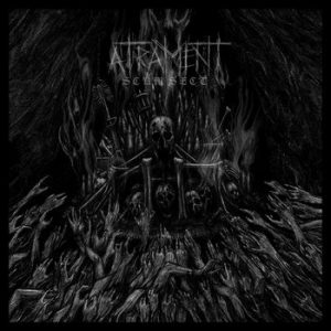 ATRAMENT (USA) – 'Scum Sect' CD Digipack