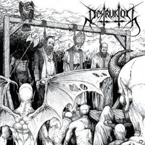 DESTRUKTOR (Aus) - Opprobrium TAPE