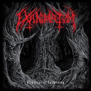 EXANIMATVM (Chi) – 'Dispersae Et Tormentvm' CD