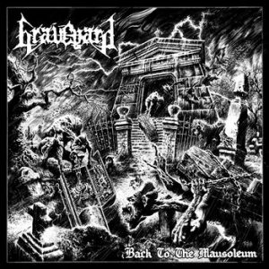 GRAVEYARD (Spa) – 'Back to the Mausoleum' MCD