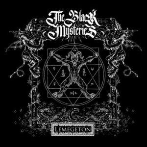 THE BLACK MYSTERIES (Nl) - Lemegeton TAPE