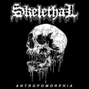SKELETHAL (Fra) – 'Antropomorphia' MCD Digipack
