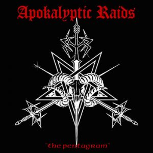 APOKALYPTIC RAIDS (Bra) – 'The Pentagram' CD