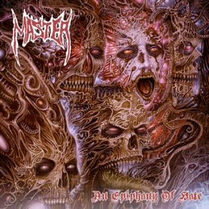 MASTER (USA) – 'An Epiphany Of Hate' CD