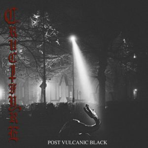 CRUCIFYRE (Swe) – 'Post Vulcanic Black' CD