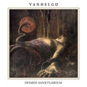 VANHELGD (Swe) – 'Deimos Sanktuarium' CD