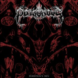 POISONOUS (Bra) – 'Perdition's Den' CD
