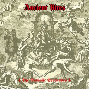 ANCIENT RITES (Bel) – 'The Diabolic Serenades' CD Digipack