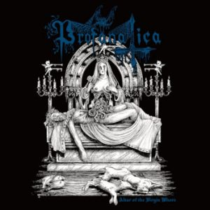PROFANATICA (USA) – 'Altar Of The Virgin Whore' MCD