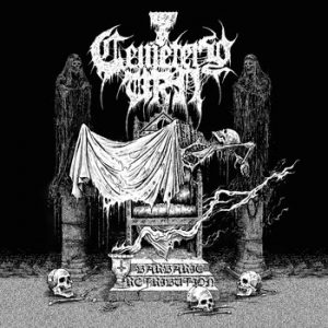 CEMETERY URN (Aus) – 'Barbaric Retribution' CD