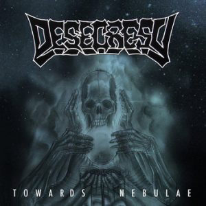 DESECRECY (Fin) – 'Towards Nebulae' CD
