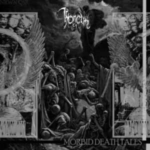 THRONEUM (Pol) - Morbid Death Tales CD