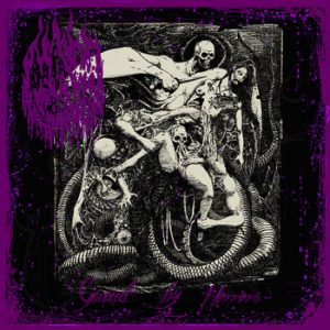 DEATH VOMIT (Chi) – 'Gutted by Horrors' CD
