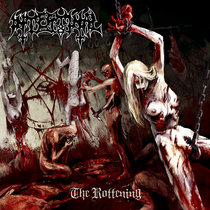 INTESTINAL (Swe) – 'The Rottening' CD