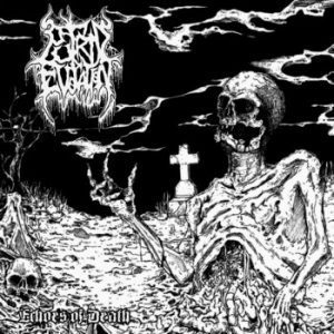 PUTRID EVOCATION (Chi) – 'Echoes of Death' CD