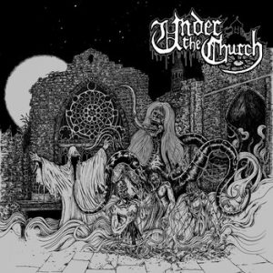 UNDER THE CHURCH (Swe) – 'Under The Church' MCD