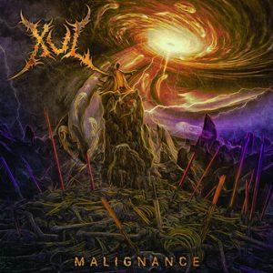 XUL (Can) – 'Malignance' CD Digisleeve