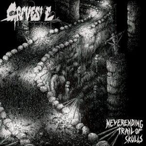 GRAVESITE (It) – 'Neverending Trail of Skulls' CD