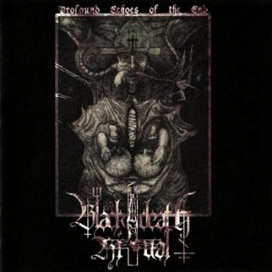 BLACK DEATH RITUAL (Fin) – 'Profound Echoes of the End' CD