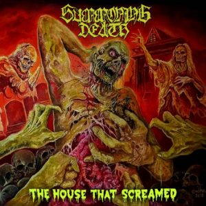 SUMMONING DEATH (Mex) – 'The House That Screamed' CD