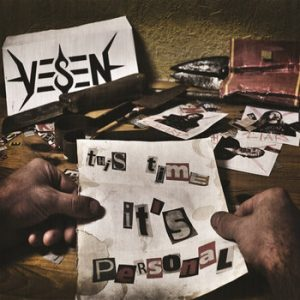 VESEN (Nor) - 'This Time It's Personal' CD