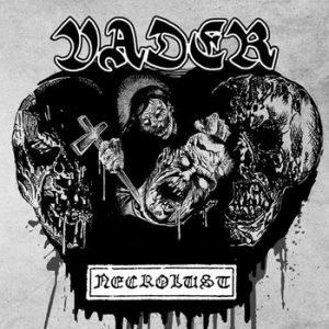 VADER (Pol) - 'Necrolust' CD Digipack