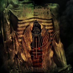 NAER MATARON (Gr) – 'Lvcitherion -Temple of the Radiant Sun' CD
