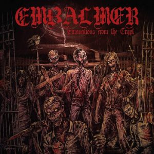 EMBALMER (USA) - Emanations From The Crypt CD