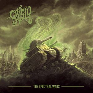 GRISLY (Swe) – 'The Spectral Wars' CD