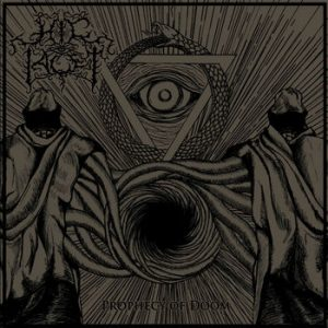 """HIC IACET (Spa) – 'Prophecy of Doom' 7""""EP"""