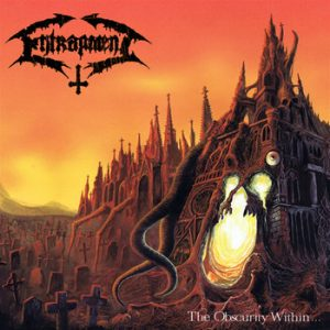 ENTRAPMENT (Nl) – 'The Obscurity Within…' CD