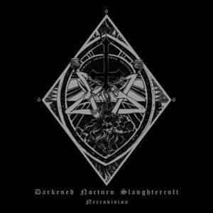 DARKENED NOCTURN SLAUGHTERCULT (Ger) – 'Necrovision' CD