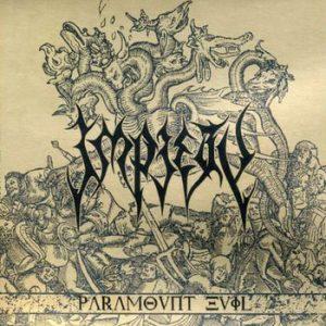 IMPIETY (Sing) – 'Paramount Evil' CD