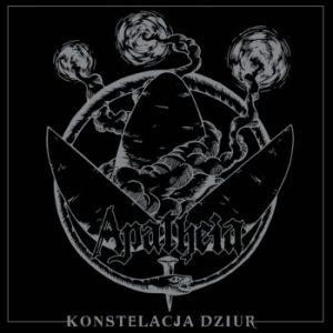 APATHEIA (Pol) - Konstelacja Dziur CD