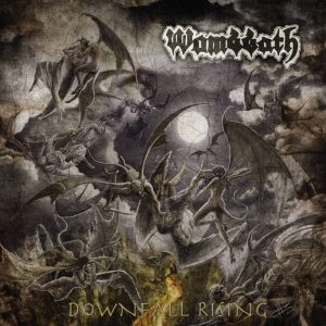 WOMBBATH (Swe) – 'Downfall Rising' CD
