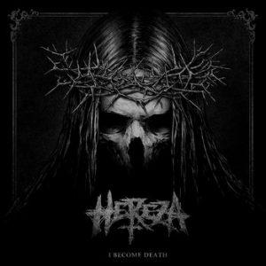 HEREZA – 'I Become Death' CD
