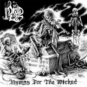 DRUID LORD (USA) – 'Hymns For The Wicked' CD Digipack