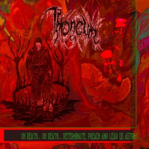 THRONEUM (Pol) - 'Oh Death...Oh Death...Determinate…' CD
