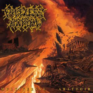 FACELESS BURIAL (Aus) – 'Multiversal Abattoir' MCD