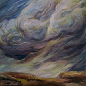 CHAPEL OF DISEASE (Ger) – 'And As We Have Seen the storm…' LP (Dark Blue vinyl)
