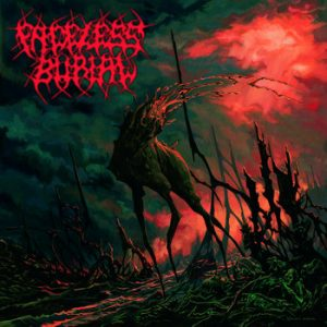 FACELESS BURIAL (Aus) – 'Grotesque Miscreation' CD