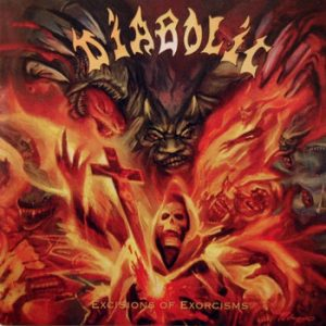 DIABOLIC (USA) – 'Excisions of Exorcisms' CD