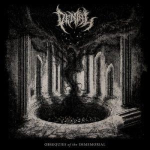 DENIAL (Mex) – 'Obsequies Of The Immemorial' CD