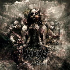 UERBEROS (Pol) – 'Stand Over Your Grave' CD